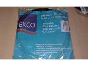 Gomas Olla De Presion Ekco De Luxe I - Ekco De Luxe I