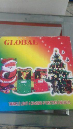 Luces De Navidad Multicolor En Vario Modelo Y Color