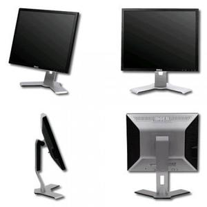 Monitores 17 Lcd - Marca Dell Refurbished Clase Aaa En Caja