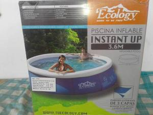Piscina Inflable Marca Ecology