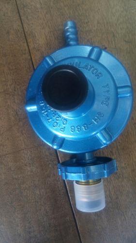 Regulador De Gas Domestico Bombonas D 18kg Y 43kg D Rosca