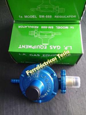 Regulador De Gas Doméstico 18kg Y 43kg Solo Mayor