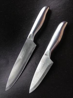 Set De Cuchillos Para Chef Acero Inoxidable Cebolleros Prof