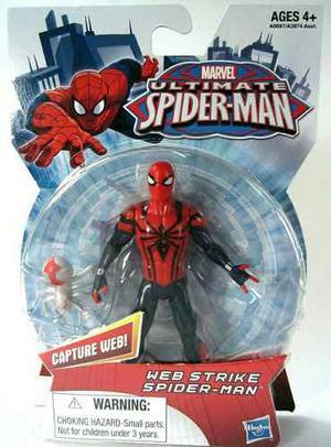 Spiderman Marvel Ultimate Original De Hasbro !!
