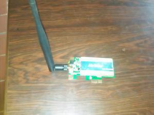 Tarjeta Wifi Inspur Pci E X1 para Pc