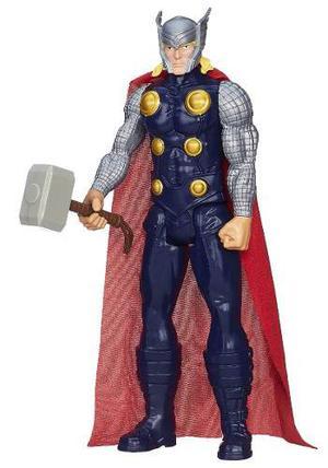 Thor O Capitan America O Iron Man O Original Hasbro De 30 Cm