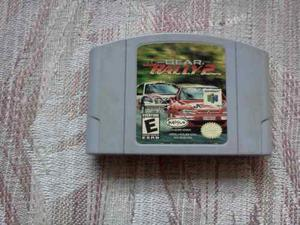 Top Gear Rally 2 N64 Nintendo 64 En Perfecto Estado