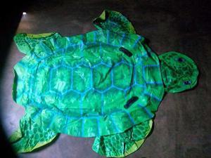 Tortuga Flotador Inflable Para Playa O Piscina