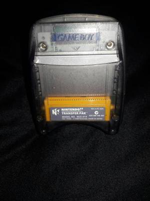 Transfer Pak Para Nintendo 64