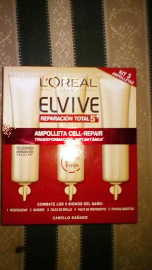 Ampollas Elvive Kit3