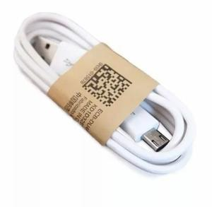Cable Usb Samsung S3 S4 S5 S6 Htc Blu Mayor Y Detal