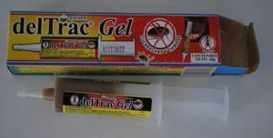 Deltrac Gel Para Cucarachas Chiripas Hormigas 60gr