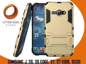 Forro Hybrid Armor Samsung J5 J7