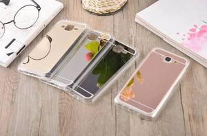 Forro Tpu Espejo Lujo Samsung Core Prime G360 G530