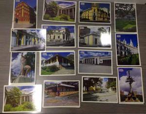 Postales Edición Limitada De  Ejemplares Ccs Venezuela