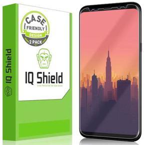 Protector De Pantalla Iq Shield Samsung S8 & Samsung S8 Plus
