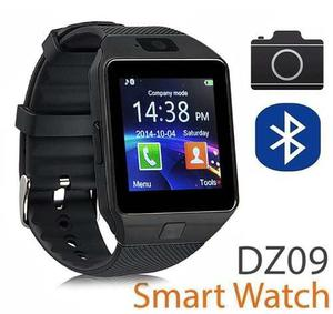 Reloj Smartwatch Dz09 Touch Android Samsung Iphone Bluetooth