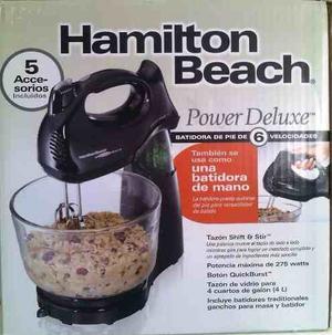 Batidora De Pedestal Hamilton Beach Modelo