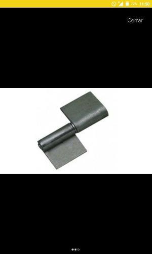 Bisagras Para Puertas De Hierro 2 X 150mm