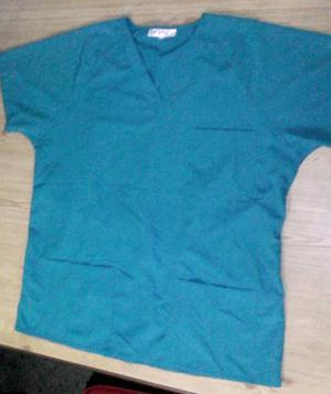 Camisa De Uniforme Medico Multiuso Talla Grande Plus Unisex