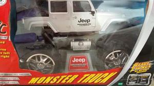 Carro A Control Remoto Jeep Totalmente Nuevo Y Original