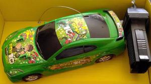 Carro Control Remoto Ben10 Speed Car