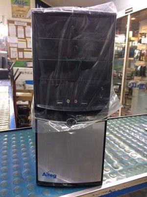 Case Pc Maraca Aiteg Con Fuente De 600w Nuevos