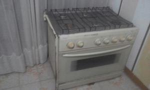 Cocina A Gas 6 Hornillas