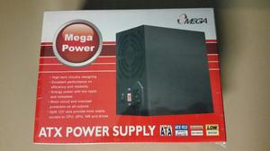 Fuente De Poder Omega Atx 525w