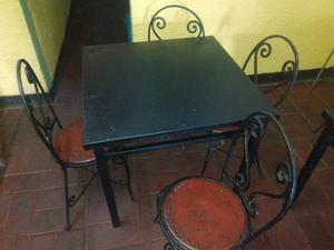 Mesas Y Sillas Para Restaurant Tachira