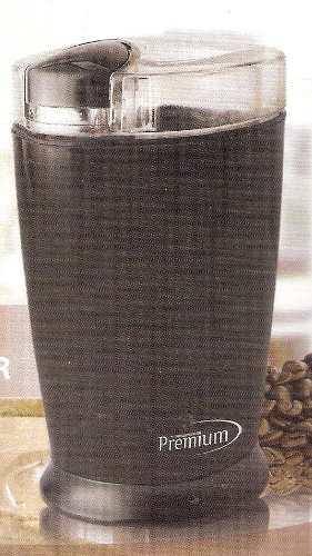 Molino Electrico Para Cafe Y Granos En General Premium.