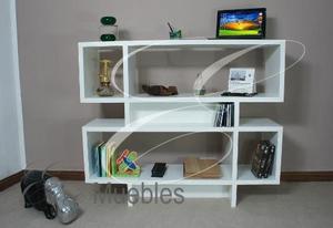 Mueble Modular Para Tv Moderno
