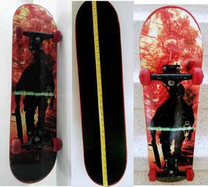 Patineta Skateboard Street Mikemo Capaldi Girl Thunder