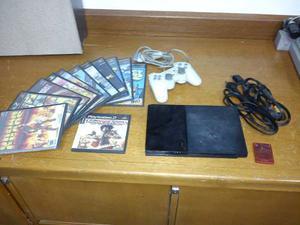 Playstation 2 Slim Modelo Scph  Negociable