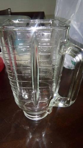 Vaso De Vidrio Para Licuadoras Oster