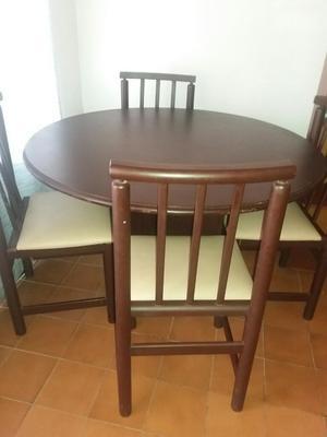 Juego de comedor usado caracas2 posot class for Comedor 6 sillas usado