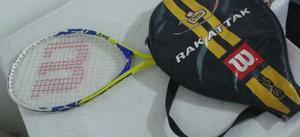 Raqueta De Tennis Pequeña Marca Wilson
