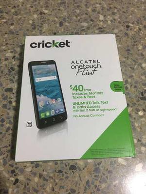 Alcatel Onetouch Flint 4g Nuevo A Estrenar