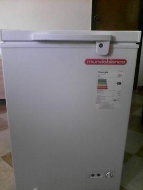 Cava Freezer Congelador De 100 Litros Color Blanco Nuevo