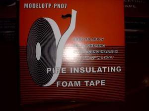 Cinta Asilante Foam Tape De 2 X 1/8 X 9.14 Mts