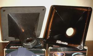 Difusor De Plástico Sm Audio 1 Pulgada (precio Por El Par)