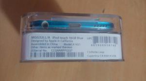 Ipod Touch 16 Gb 5ta Generacion Nuevo De Paquete Negociable