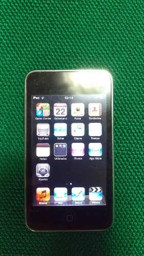 Ipod Touch 2g De 8gb En Perfectas Condiciones