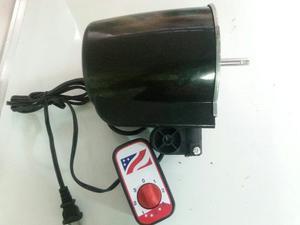 Motor De Ventilador 18 3 Velocidades Huracan Daily Usa 160w