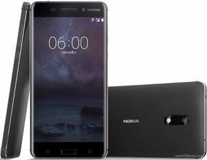 Nokia 6 32gb/3gb De Ram, 5.5 Pulg Lector De Huellas Liberado