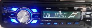 Radio Usb Sd Aux Koonga Lkn100 Extraible