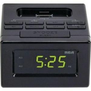 Reloj Despertador Con Base Para Iphone O Ipod