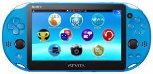 Sony Psvita Slim Original (edición Especial) Nuevo