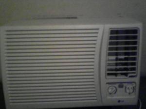 Aire Acondicionado Lg Ventana btu 110v