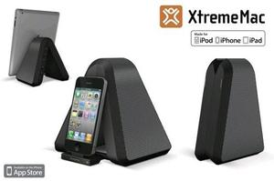 Altavoz Portátil Para Ipod / Iphone - Xtrememac Soma Stand